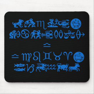 Signs, Designs By Che Dean Mouse Pad