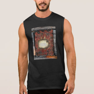 Signs From The Earth Sleeveless T-shirt
