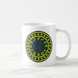 signs classic white coffee mug