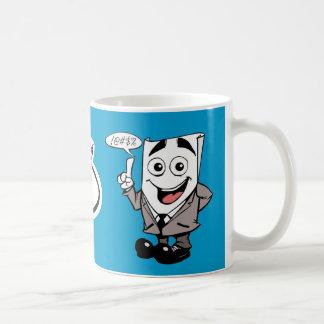 Signs of a Great Résumé Coffee Mug