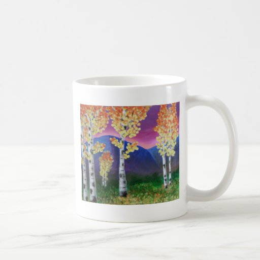 Signs of Autumn Coffee Mugs