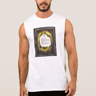 Signs of Courage Sleeveless T-shirt