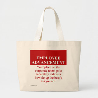 Signs of Employee Advancement (3) Bags