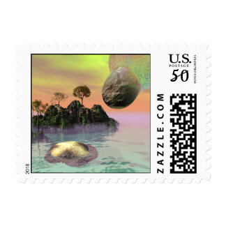 Signs of Life Postage