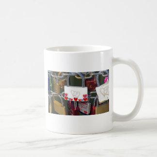 signs of love coffee mug