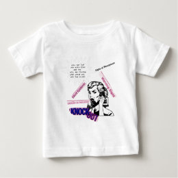 Signs Of Menopause Baby T-Shirt