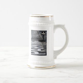 signs of reservation beer stein