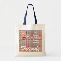 Signs Of Spring Friendship Gift Tote Bag