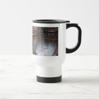 Signs of Spring on the Water Coffee Mugs