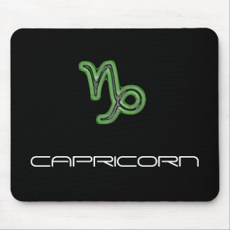 Signs of the Zodiac, Capricorn Mouse Mat Mouse Pad