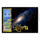 Signs of The Zodiac Greeting Card - Libra