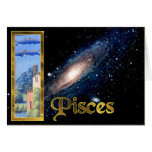 Signs of The Zodiac Greeting Card - Pisces