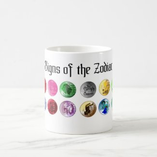 Signs of The Zodiac-Mug Coffee Mug