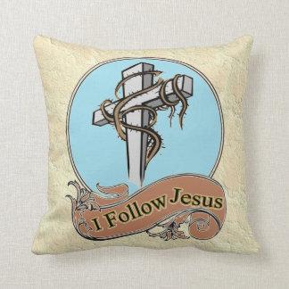 Sigo a Jesús Almohada