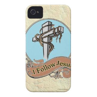 Sigo a Jesús Funda Para iPhone 4 De Case-Mate