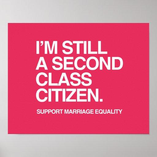 Sigo siendo el CIUDADANO de la CLASE de A SEGUNDA  Poster