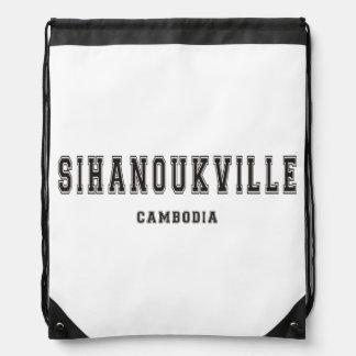 Sihanoukville Camboya Mochila