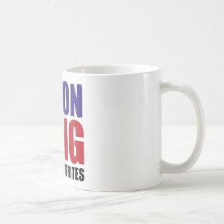 Sihon King of the Amorites Coffee Mug