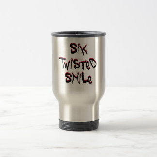Sik Twisted Smile Coffee Mugs
