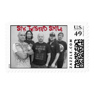 Sik Twisted Smile Stamps
