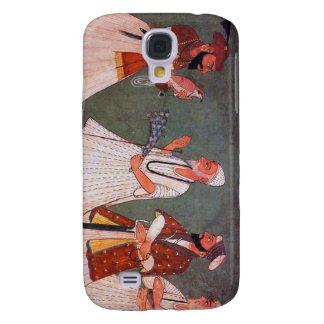 Sikh Art Guru Gobind Singh Meets Guru Nanak Dev Galaxy S4 Case
