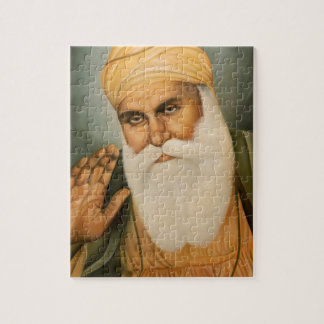 Sikh Art/Symbol Jigsaw Puzzle