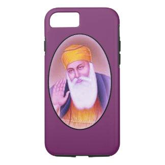 Sikh Guru Nanak Dev apple iphone hard case design