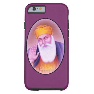 Sikh Guru Nanak Dev apple iphone hard case design Tough iPhone 6 Case