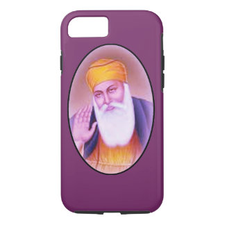 Sikh guru nanak dev iphone-7 case design gift idea