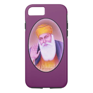 Sikh guru nanak dev iphone case design gift idea