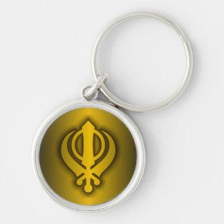 Sikh Keychain