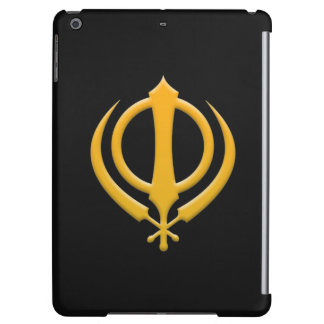 Sikh Khanda iPad Air Case
