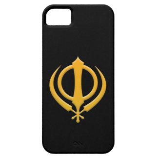 Sikh Khanda iPhone 5 Cover