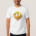Sikh Khanda Khalsa Sikhism Punjabi Tshirt