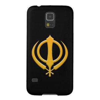 Sikh Khanda Samsung Galaxy S5 Case