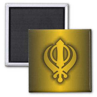 Sikh Refrigerator Magnet