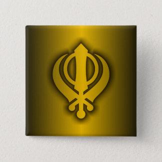 Sikh Pinback Button