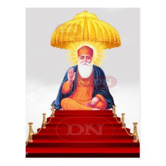 Sikh Symbol/Art Postcard