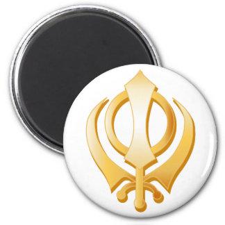 Sikh Symbol Magnet