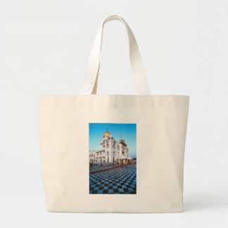 Sikh Temple Large Tote Bag