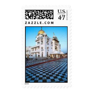 Sikh Temple Postage