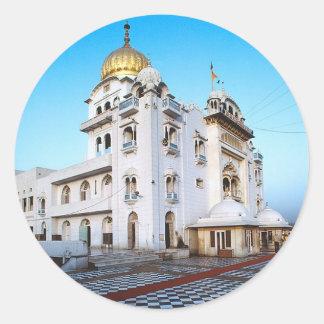 Sikh Temple Sticker