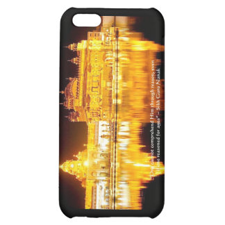 Sikh The Golden Temple In India Gifts &  iPhone 5C Cover