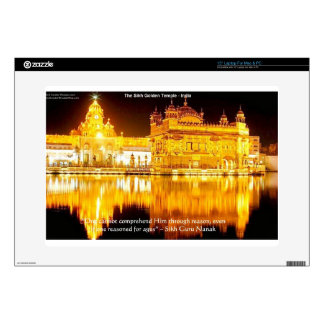 Sikh The Golden Temple In India Gifts & Tees Decal For Laptop