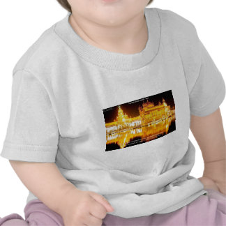 Sikh The Golden Temple In India Gifts & Tees T-shirt