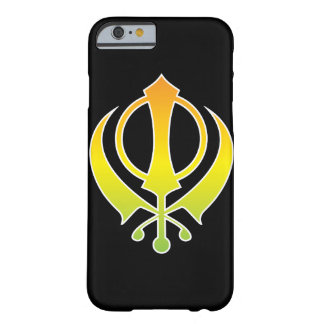 Sikhism Khanda Logo iPhone 6 case