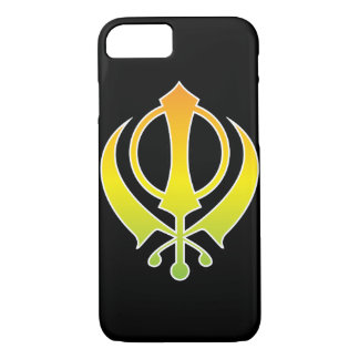 Sikhism Khanda Logo iPhone 7 case