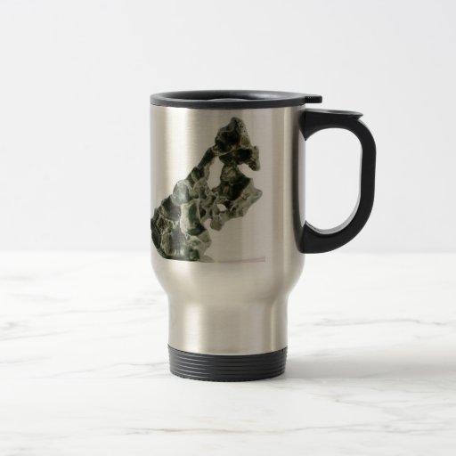 Sikhote-Alin meteorite 15 Oz Stainless Steel Travel Mug