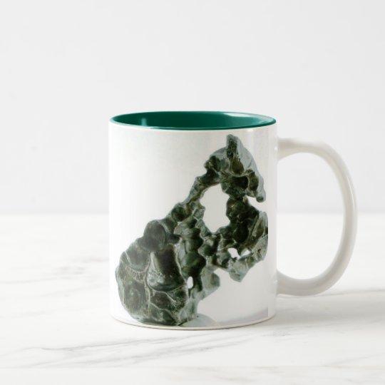 Sikhote-Alin Meteorite Two-Tone Coffee Mug