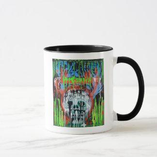 Siko Skull Art Mug
